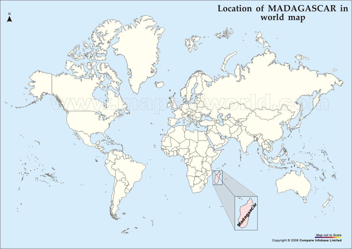 madagaskar karta Les Pays Francophone  A Wiki of Travel Guides [licensed for non  madagaskar karta